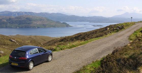Turismo Escocia