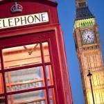 Las cabinas telefónicas de Londres