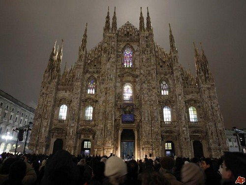 Catedral de Milan