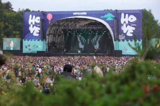 Festivales Europa