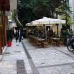Kolonaki, el barrio elegante de Atenas