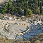 El Teatro de Dioniso en Atenas
