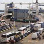 Viajar en ferry desde el Reino Unido a Francia