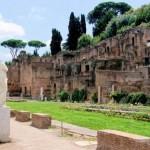 La Casa de las Vírgenes Vestales de Roma