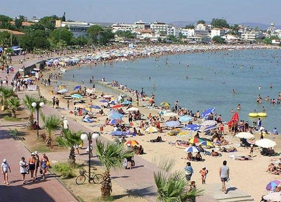 Turquia playas