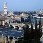 Verona, la ciudad romántica de Romeo y Julieta
