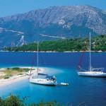 Cruceros de verano a Grecia : Meganisi