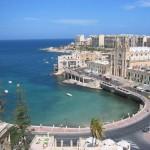 San Julián, el corazón del turismo en Malta