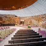 Temppeliaukio, la iglesia de roca de Helsinki