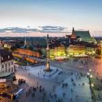 Descubriendo la romántica Varsovia