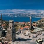 Antalya, la perla de la costa de Turquía