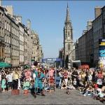 Festival Fringe de Edimburgo, artes escénicas del mundo