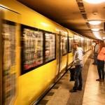 Un paseo por el Metro de Berlín