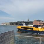 Los autobuses acuáticos de Copenhague