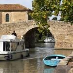 Canal du Midi, el canal navegable más antiguo de Europa