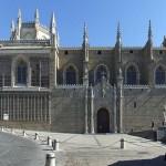 Históricos monumentos religiosos de Toledo