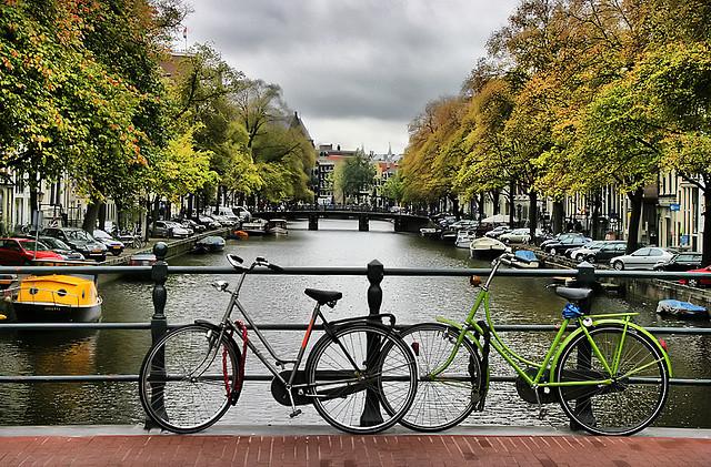 Amsterdam Otoño