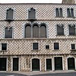 La Casa dos Bicos en Lisboa