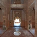La Torre de las Infantas en la Alhambra de Granada