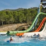 Disfrute de los parques acuáticos en Benidorm