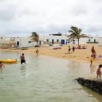 Caleta de Sebo, el apacible puerto de La Graciosa