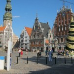 Un paseo por el centro histórico de Riga