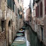 El barrio judío de Venecia
