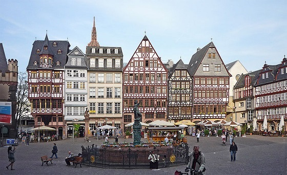 Turismo Frankfurt