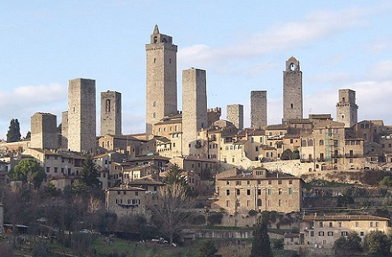 Turismo San Gimignano