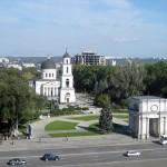 Chisináu, la bella de Moldavia
