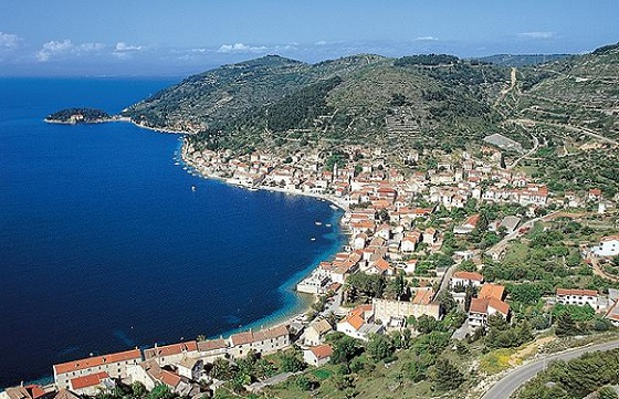 islas Croacia