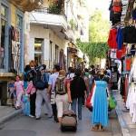 De compras en Plaka, el encanto de Atenas