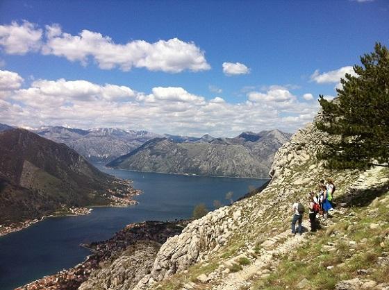 turismo  Montenegro
