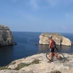 Ciclismo y aventura en Gozo