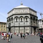 Conozca el Baptisterio de Florencia