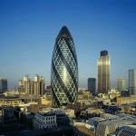 Ciudades europeas con rascacielos espectaculares