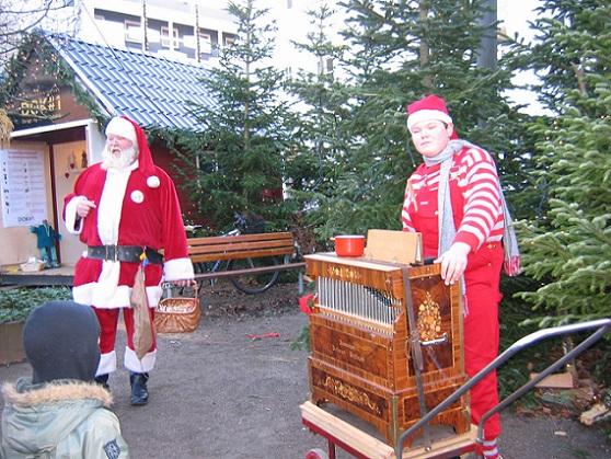 Navidad Dinamarca