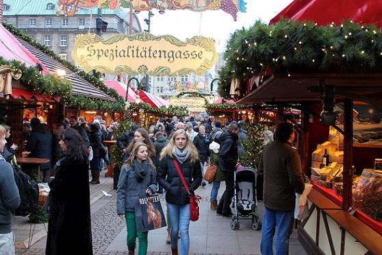 Navidad Hamburgo