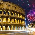 Celebraciones de Fin de Año en Roma