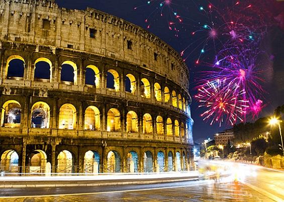 Roma Nuevo Año
