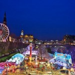 Fin de semana de Navidad en Edimburgo