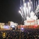 Celebraciones de Fin de Año en Helsinki