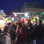 Populares Mercados de Navidad en Barcelona