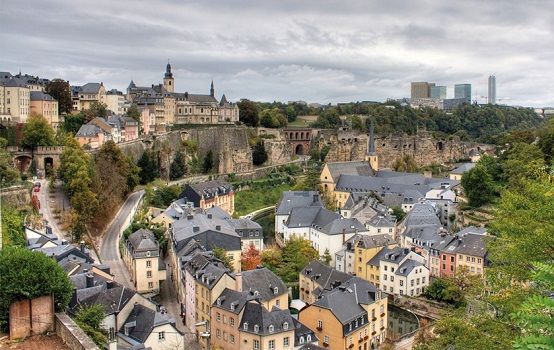 turismo Luxemburgo