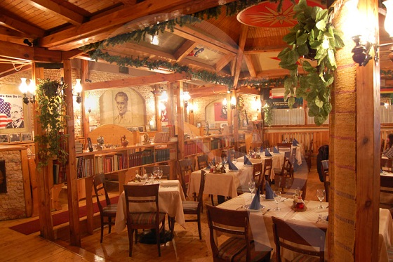 restaurantes Skopje