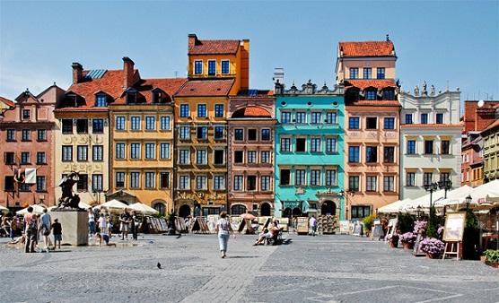 turismo Varsovia