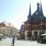 Wernigerode, un pueblo de cuento medieval