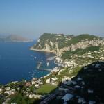 Capri, una joya del Tirreno
