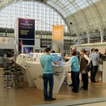 Exposición de cruceros en Londres 2014