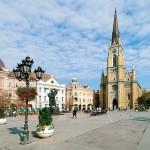 Novi Sad, la Atenas de Serbia